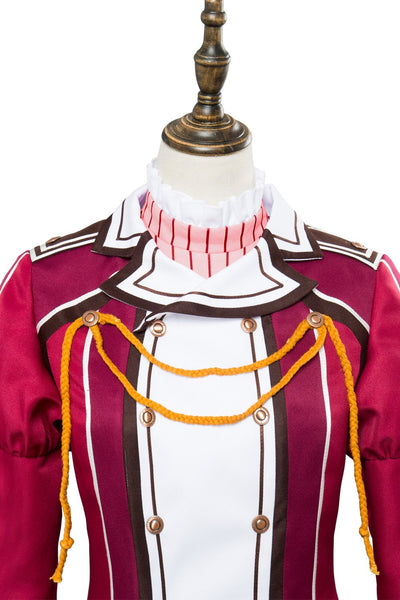 The Legend of Heroes: Trails of Cold Steel Alisa Reinford Uniform Dress outfit Cosplay Costume