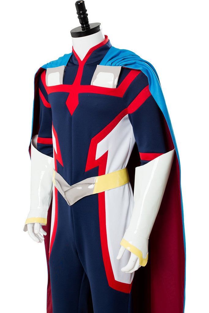 My Hero Academia Two Heroes Young All Might Costume Boku No Hero