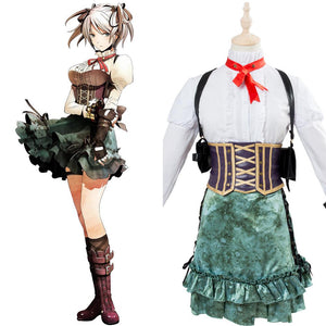 God Eater 2 Ciel Alencon Cosplay Costume
