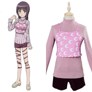 A Certain Magical Index / Scientific Railgun Season 3 Itsuwa Cosplay Costume