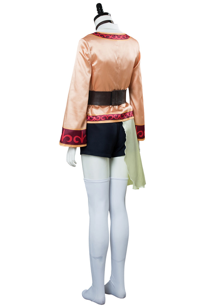 Code Geass: Lelouch of the Resurrection Season 3 CC Dress Cosplay