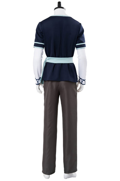 Sword Art Online Alicization Kazuto Kirigaya/Kirito Cosplay Costume