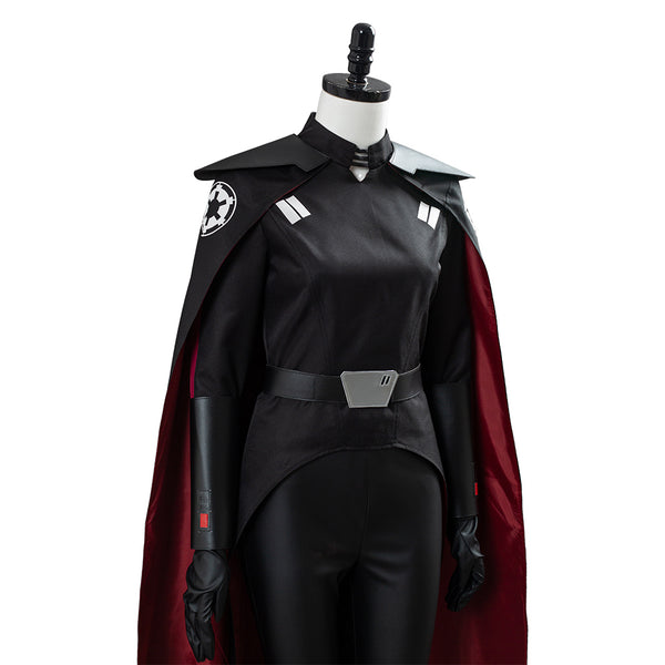 Star Wars Jedi: Fallen Order The Second Sister Uniform Cosplay Costume