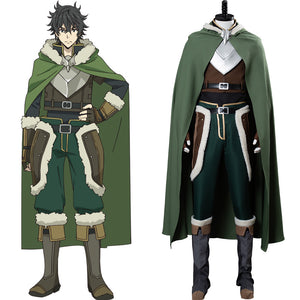 The Rising of the Shield Hero Iwatani Naofumi Cosplay Costume