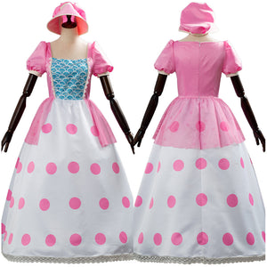 Toy Story 4 Bo Peep Suit Cosplay Costume