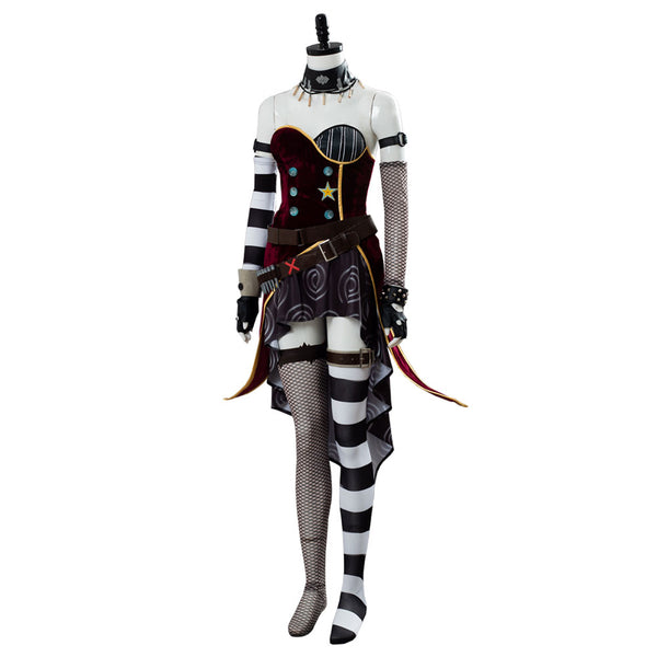 Borderlands 3 Mad Moxxi Suit Cosplay Costume