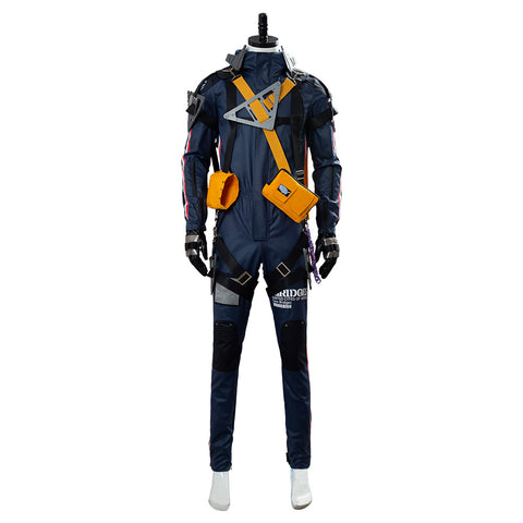 Death Stranding Sam Norman Reedus Suit Cosplay Costume
