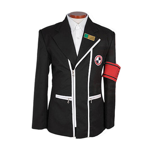 Shin Megami Tensei: Persona 3 P3 Cosplay School Boy Uniform Costume