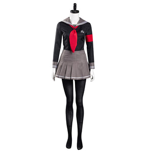 Super DanganRonpa 2 Peko Pekoyama Cosplay Costume
