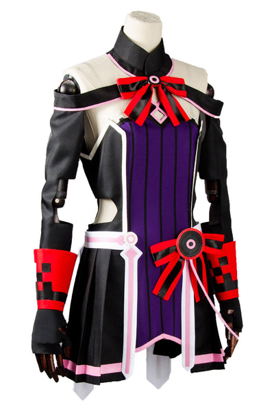 Sword Art Online SAO the Movie Ordinal Scale OS Yuna Dress Cosplay Costume