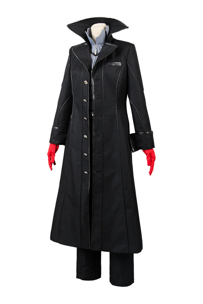 Persona 5 Joker Outfit Cosplay Costume Trendsincosplay