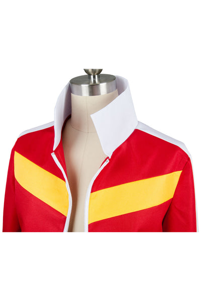 Voltron:Legendary Defender of the Universe Keith Akira Kogane Jacket Cosplay Costume
