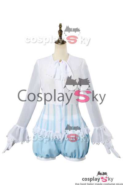 Love Live ! You Watanabe Aqours Wonderland Ver Maid Suit Cosplay Costume