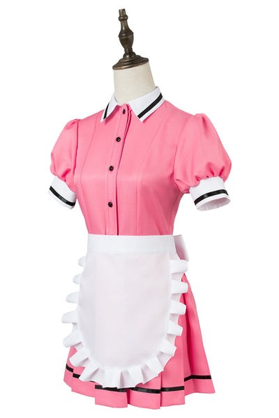 Blend-S Maika Sakuranomiya Maid Dress Cosplay Costume