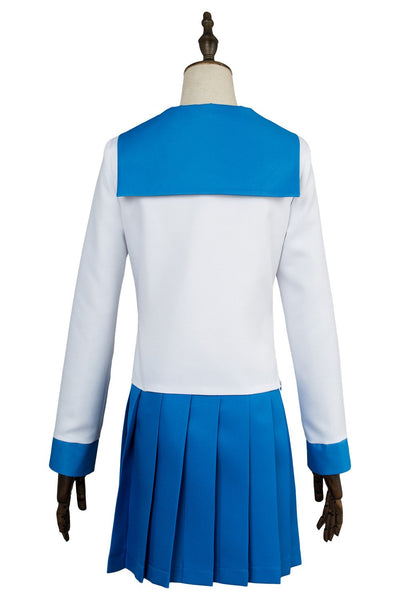 Anime Pop Team Epic Poputepipikku Popuko Pipimi Sailor Suit School Uniform Dress Cosplay Costume