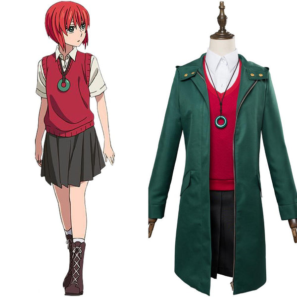 The Ancient Magus�Bride Chise Hatori Cosplay Costume