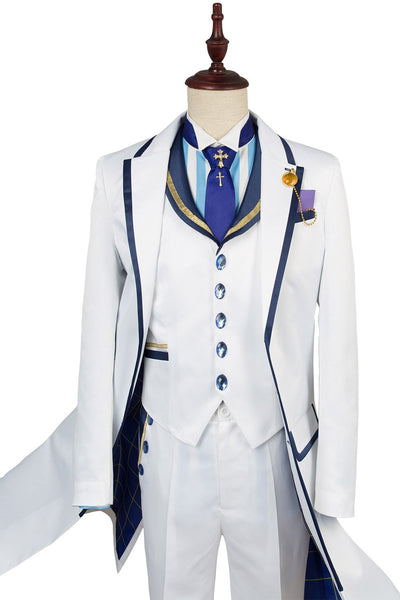 Fate Grand Order FGO Saber King Arthur Outfit suit Cosplay Costume