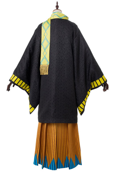 Fate/Grand Order FGO Ozymandias Ramesses Ⅱ Kimono Cosplay Costume