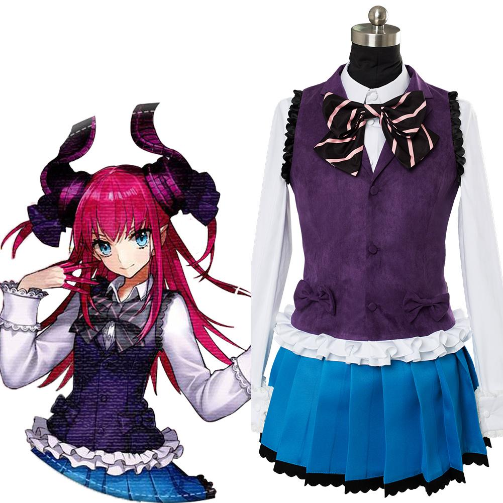 Fate Extella Link Elizabeth Bathory Pure Artist Cosplay Costume