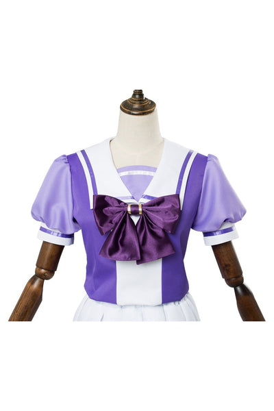 Uma Musume Pretty Derby School Uniform Dress Cosplay Costume
