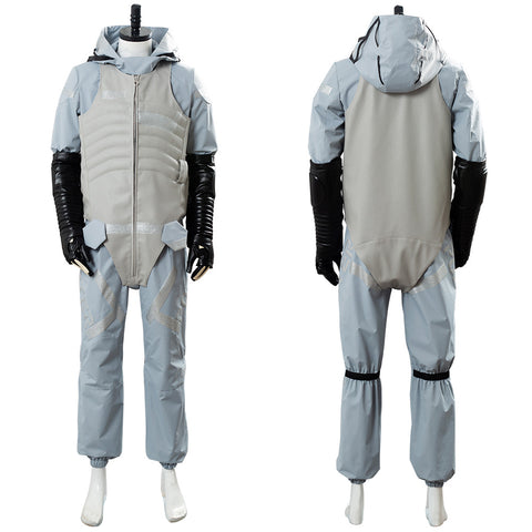 Sam Death Stranding Uniform Cosplay Costume