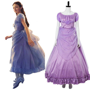 2018 The Nutcracker and the Four Realms Clara Dress Cosplay Costume
