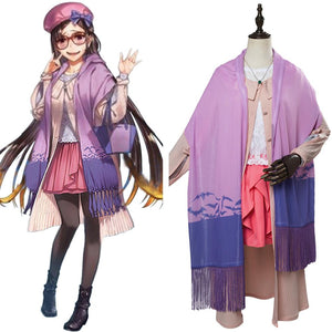 Fate/Grand Order Osakabehime Costume Third Anniversary Outfit