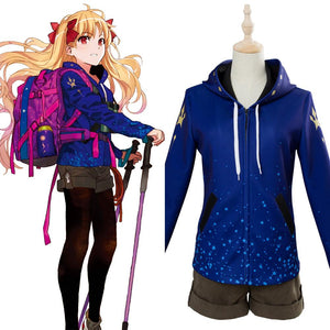 Fate/Grand Order Ereshkigal Cosplay Costume FGO Third anniversary Outfit