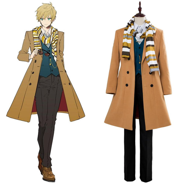 Fate/Grand Order Arthur Pendragon Costume FGO Third Anniversary Outfit