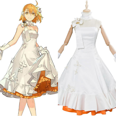 Fate/Grand Order Orchestra Project Fujimaru Ritsuka Cosplay Costume Female