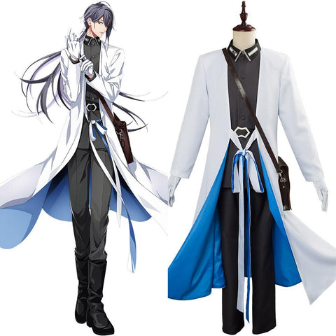 DRB Division Rap Battle Jakurai Jinguji Cosplay Costume