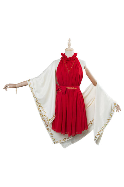 Fate/Grand Order Ereshkigal Cosplay Costume Valentine Outfit