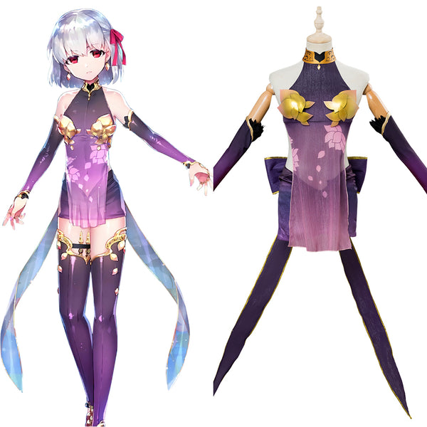 Fate/Grand Order Kama Cosplay Costume