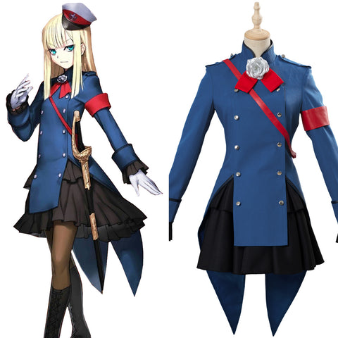 Fate/Grand Order Sima Yi Cosplay Costume Ver.C