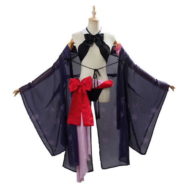 Fate/Grand Order FGO Osakabehime Archer Cosplay Costume