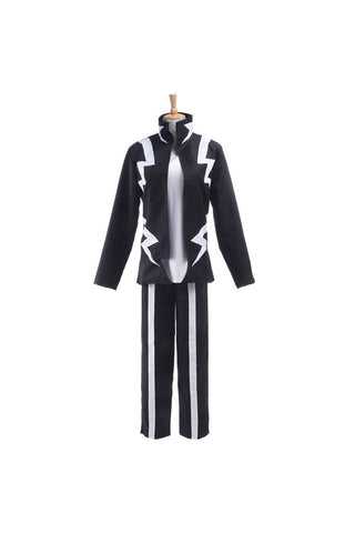 Boku no Hero Academia My Hero Academia Denki Kaminari Battle Suit Cosplay Costume