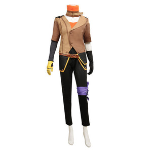 RWBY Volume 6 Yang Xiao Long Cosplay Costume