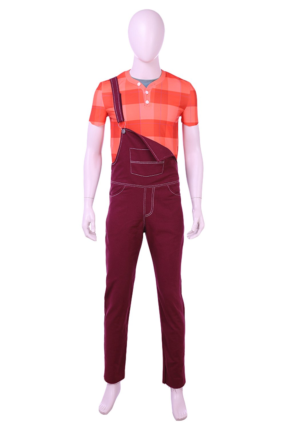 Ralph Breaks the Internet: Wreck-It Ralph 2 Wreck-It Ralph Cosplay Costume