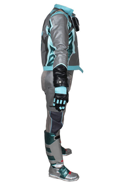 Overwatch Soldier 76 Outfit Suit Cosplay Costume New Epic Skin Venom