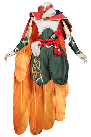 LOL League of Legends Rakan Outfit Cosplay Costume