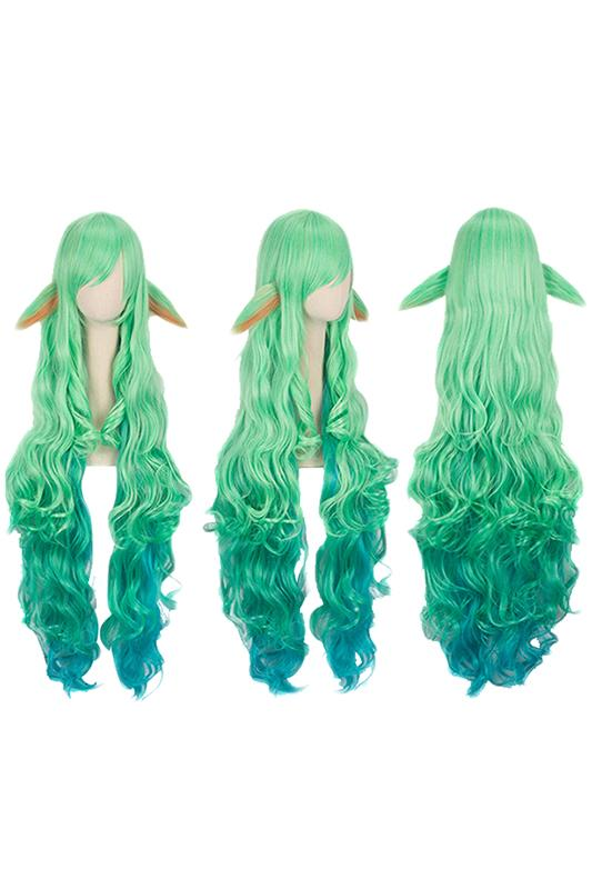 League of Legends LOL Soraka Star Guardian Cosplay Wig