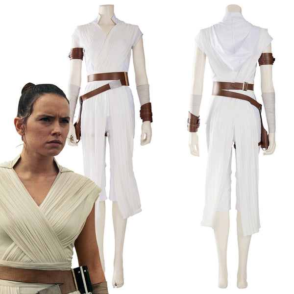 Star Wars The Rise Of Skywalker Rey Cosplay Costume Trendsincosplay