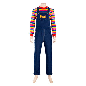 Child's play Glenn Adult Cosplay Costume