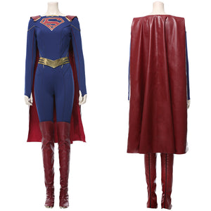 Supergirl Season 5 Kara Zor-El Outfit Cosplay Costume
