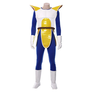 Dragonball Dragon Ball Z Vegeta Uniform Cosplay Costume