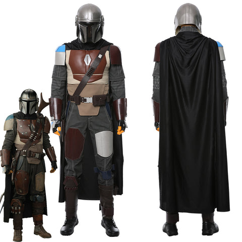 Star Wars Mandalorian Suit Cosplay Costume
