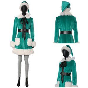 Last Christmas Kate Uniform Cosplay Costume