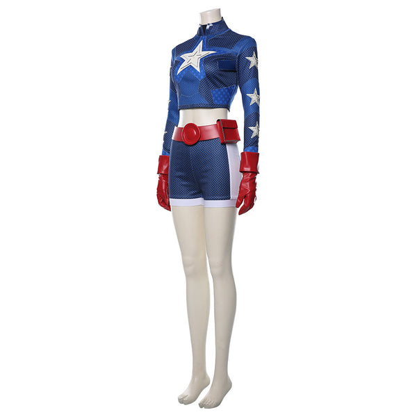 DC Stargirl Courtney Whitmore Outfit Cosplay Costume