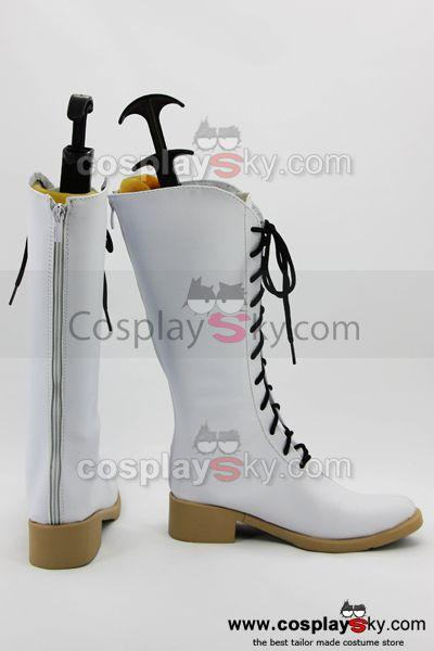 AMNESIA Heroine Cosplay Shoes Boots Custom Made