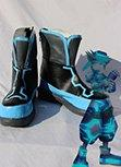 Kingdom Hearts Sora Cosplay Boots Shoes